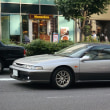 Subaru Alcyone SVX 1991- サイドウインドウが特徴的なスバル アルシオーネ SVX