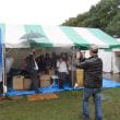 市民フェスティバルは雨  市民活動はいたるところで展開中 34万市民の層の厚さを感じる