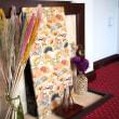 イギリス館 重陽の節句 「菊の宴」装飾