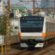 2017年10月18日 中央本線 阿佐ケ谷 E233系 T29編成
