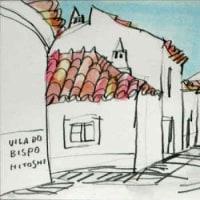 1522.ヴィラ・ド・ビスポの町角