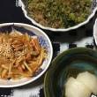 蕪料理〜4種