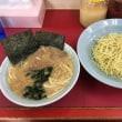 ラーメンショップ牛久結束店のネギつけ麺・670円+味付玉子・60円☆