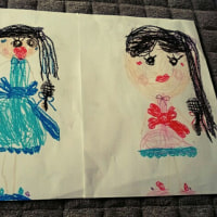 2017年5月11日 マイの絵(5歳11カ月)