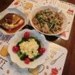 サバの味噌煮&豚バラもやし&ブロッコリータルタル