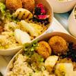 本日は京都から「玄米のお弁当」♪