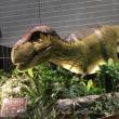 横浜の動く恐竜展へ