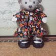 メイちゃんの ハロウィンのお洋服ができました