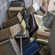 熊本 ゴミ処分【熊本市区 不用品ベランダ他のゴミ処分】生前整理 遺品整理賜ります。
