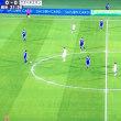 サッカー アジア杯F組第3節 ウズベキスタン戦