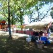平成29年『農具市(通称ボロ市)』は9月20日まで開催されています@葛飾八幡宮