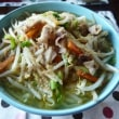 試作ラーメン第一号 「胡麻湯麺」
