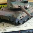 タミヤ 1/48 10式戦車、完成♪