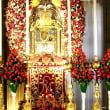 ボローニャ⑫ 大聖堂にサン・ルカ聖堂の「聖母のイコン」が移動していた。ここにもピエタのテラコッタが。