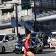 2018年恒例の箱根駅伝、第94回復路9区応援