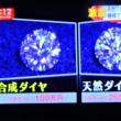 1/24 合成ダイヤ プロでも見分けるの困難