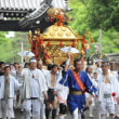 京都上御霊神社の御霊祭