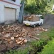 大きな栗の木 その4運搬