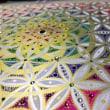 神聖幾何学ハレアート「宇宙の光」