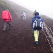 富士山登山(下山編)
