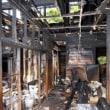 奄美市での火災 2017年6月7日(水)夜 名瀬仲勝町 木造平屋建て住宅170平方メートル全焼