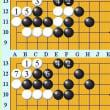 囲碁死活704官子譜