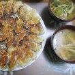 夕飯2日分と「栗子みち」