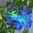 群馬県南部でM4.6/震度5弱の地震発生