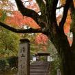 秋の安楽寺