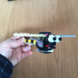 オニヤンマトンボを作りました。