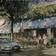 「 パリのカフェ 5 」