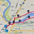 多摩川ラン と 大阪に向けてソツケン