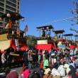 名古屋祭り2日目は山車揃を見物