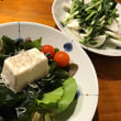 誕生日の晩御飯♬