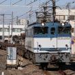撮影報告 2018.1.6 〜JR臨時列車と京成を少し〜