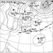 天気図の日