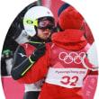 ◇【沙羅選手涙の銅】・・・・・「まだ自分は金メダルを取る器ではないことがわかった」/謙虚なジャンプ