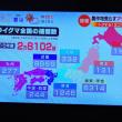 4/19 日本にはこんなにアライグマがいる