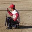 草野球と地震