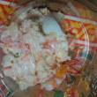 サラダカフェ・エビと明太子のポテトサラダ