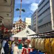 京都・祇園祭 〜 長刀鉾・13日・午後4時10分