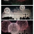 赤川花火大会 2018年