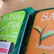 SABAH TEA から…