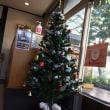 クリスマスツリーとタミヤフェア