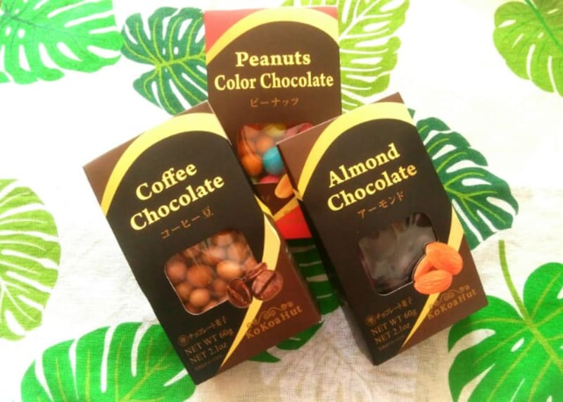DAISOでKALDI風チョコレート見つけました
