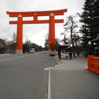 東山三条~平安神宮に行って来ました。