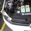 VW GOLF6 TSI のオイル交換。