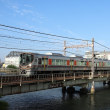 JR桜島線を撮影~西九条付近にて_18/06/09