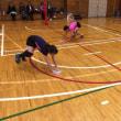 10月の小学生バレー教室