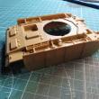 タミヤ III号戦車N型(1/48)を作る